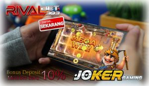 Tips Bermain Aman Game Slot Joker123 Gaming