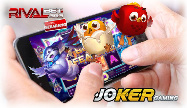 Website Login Game Mesin Slot Online Joker123